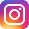 Instagram logo as mobile icon